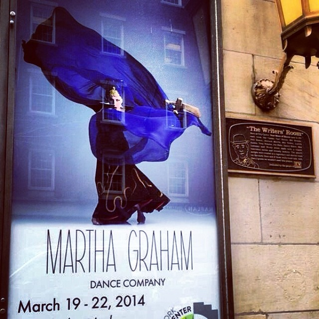 ©2014 - Hellenic Dance Company - Celebrating the Graham/Greek connection - New York - Martha Graham Dance Company