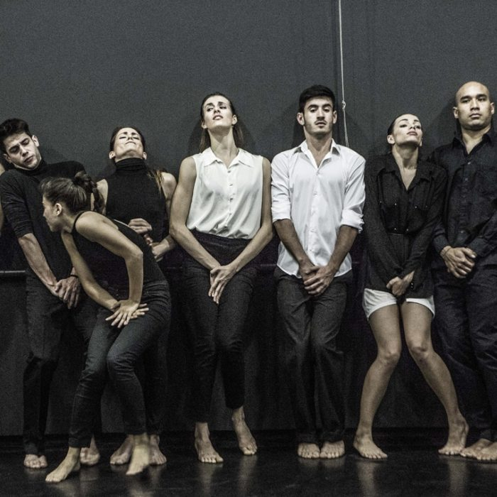 ©2014 - Greek National School of Dance - Open Studio #10 - Photo: Konstantinos Rigos