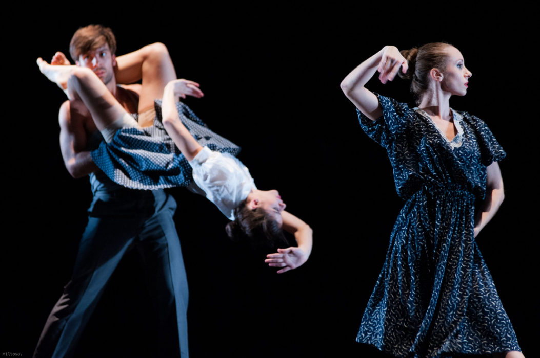©2014 - Hellenic Dance Company - Open Frontiers - Photo: Miltos Athanasiou