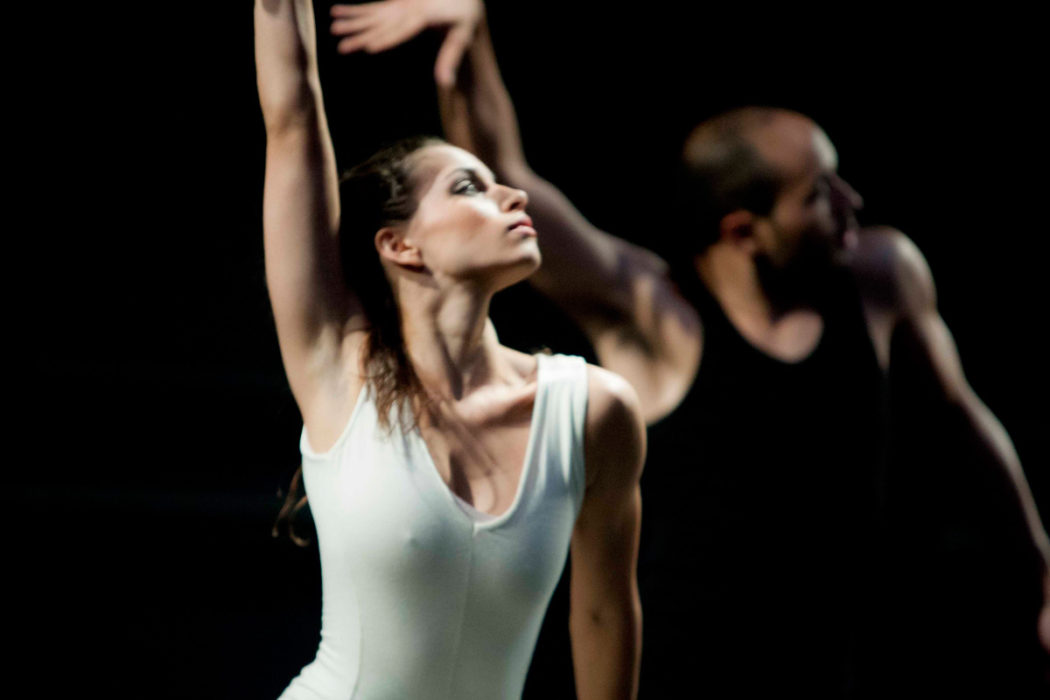 ©2012 - Greek National School of Dance - Open Studio #8 - Photo: Irini Krikou