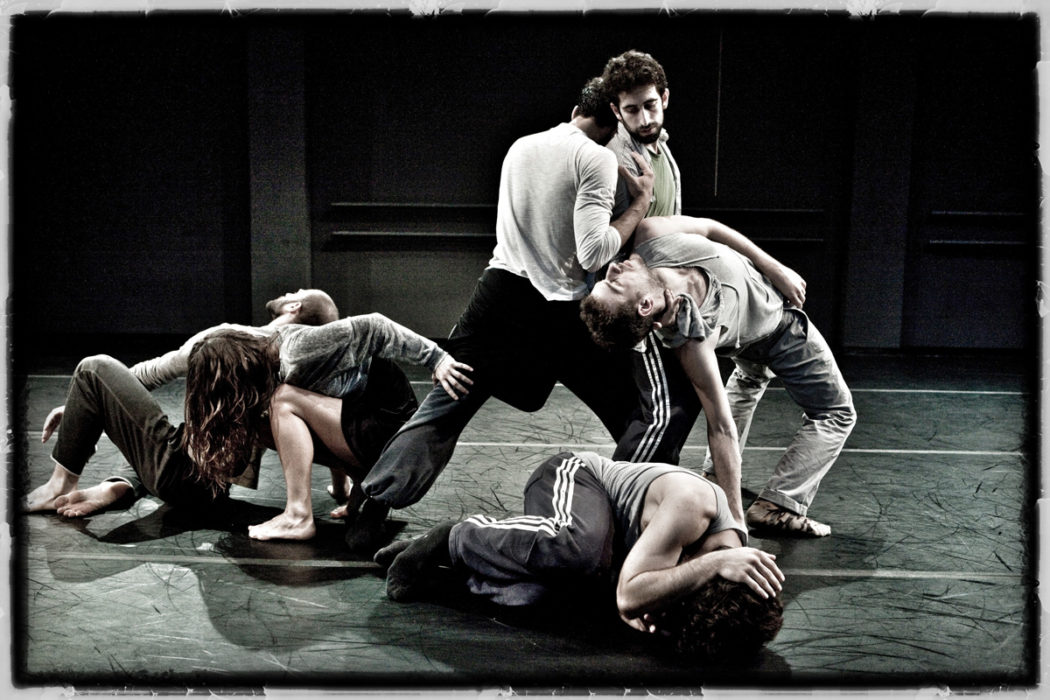 ©2012 - Greek National School of Dance - Open Studio #8 - Photo: Konstantinos Rigos