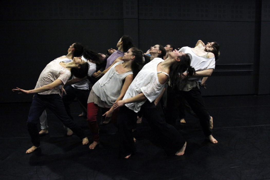 ©2013 - Greek National School of Dance - Open Studio #9 - Photo: Sotiris Kadinopoulos